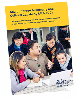 ALNACC launch booklet cover