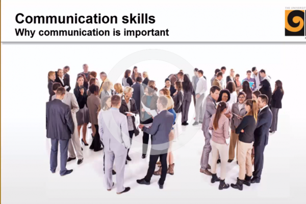 Why communication is important cover image
