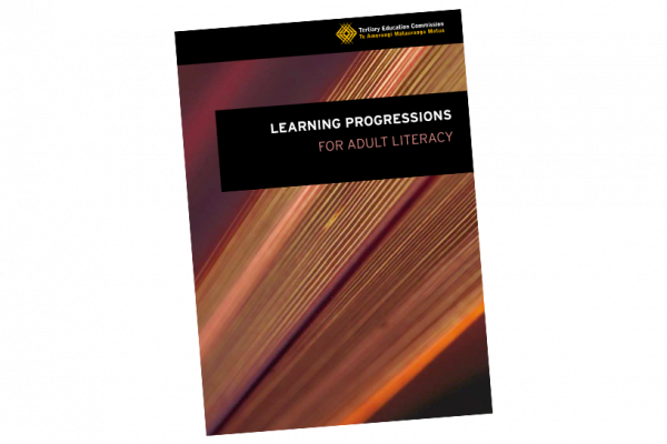 ALNACC Background Learning Progressions for Adult Literacy