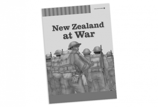 COLLECTIONS BOOK 7 New Zealand At War