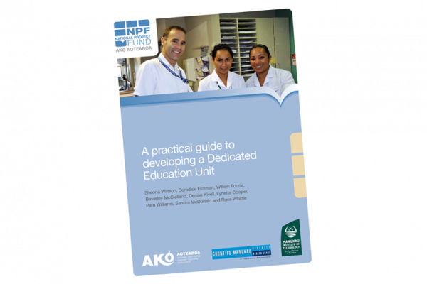 PRACTICAL GUIDE A Practical Guide to Developing a Dedicated Education Unit