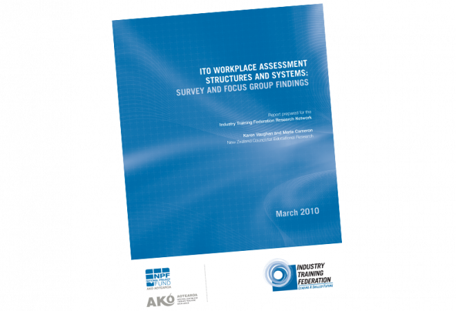 FINDINGS PAPER ITO Workplace Assessment Structures and Systems Survey and Focus Group Findings