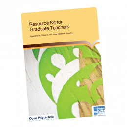 TOOL Resource kit for graduate teachers