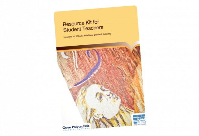Tool Resource kit for student teachers