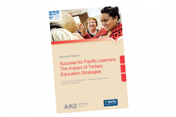 success for pacific learners the impact of tertiary education strategies