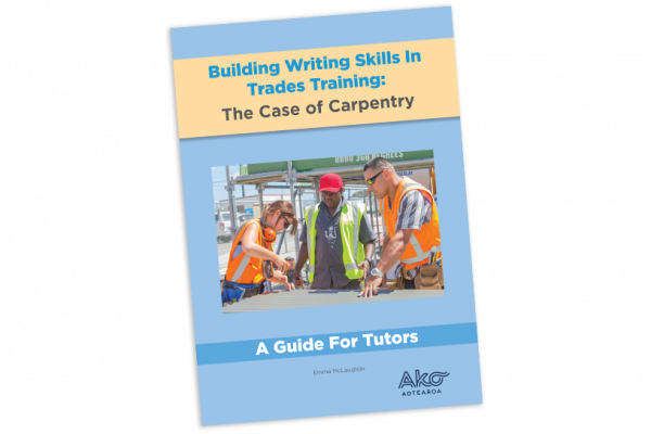 RESOURCE Building Writing Skills in Trades Training