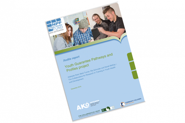 NPF 15 001 youth guarantee pathways and profiles project interim report cover1