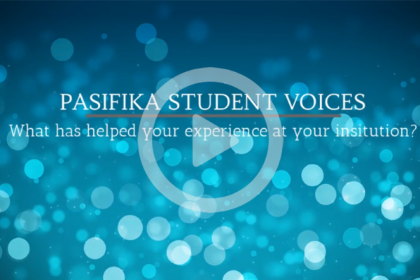 Pasifika cover image student experience