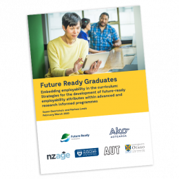 Future Read Graduates cover image