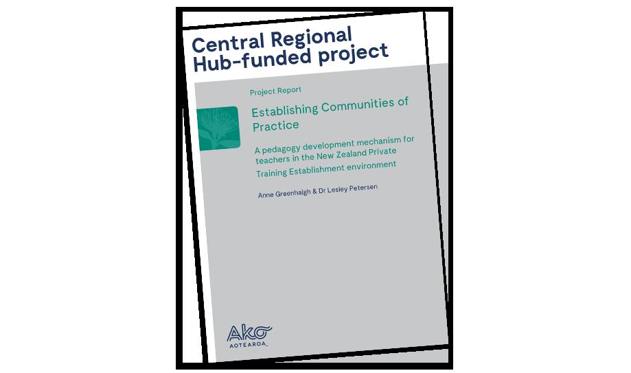 Establishing Communities of Practice | A pedagogy support
