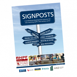 RESOURCE Signposts