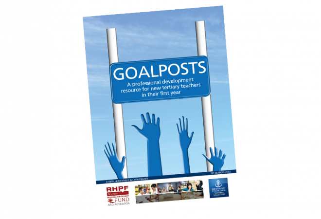 RESOURCEGoalposts