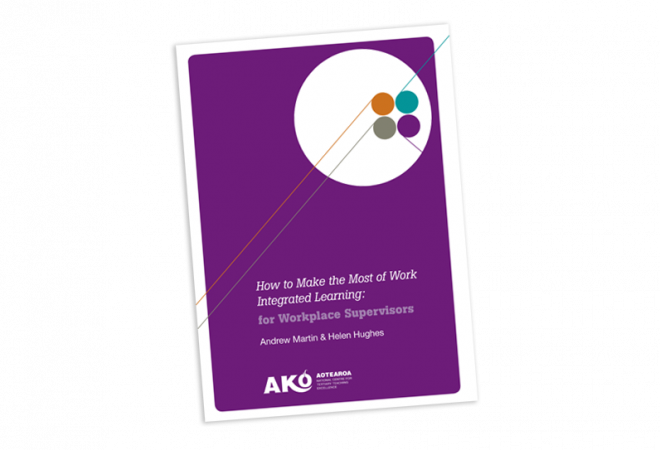 RESOURCE How to Make the Most of Work Integrated Learning for Workplace Supervisors