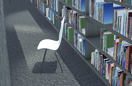 virtual reality library design