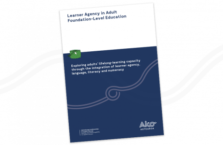 Learner agency in adult foundation level education